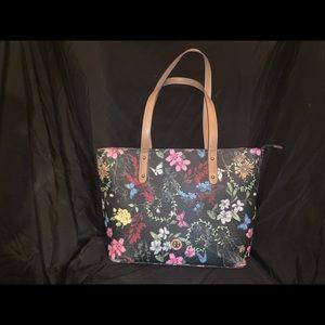 Floral purse.